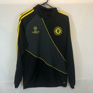 Chelsea Football Club Adidas Top Men's M